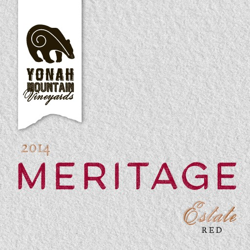 Yonah Mountain Vineyards 2014 Estate Meritage
