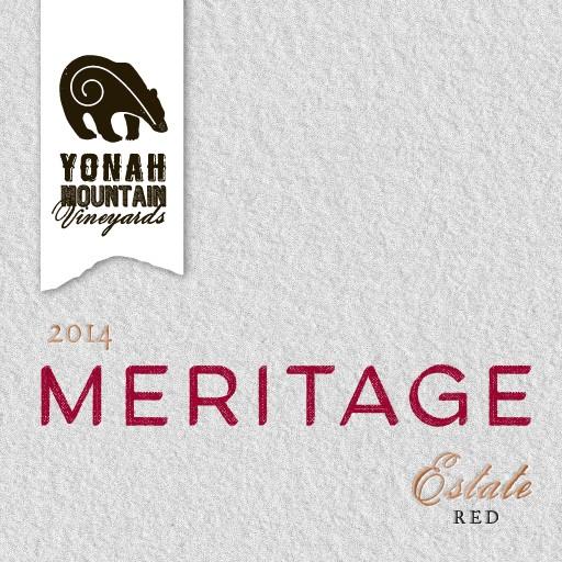 Yonah Mountain Vineyards 2014 Yonah Estate Meritage