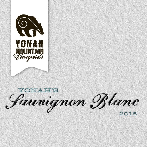 Yonah Mountain Vineyards 2015 Sauvignon Blanc
