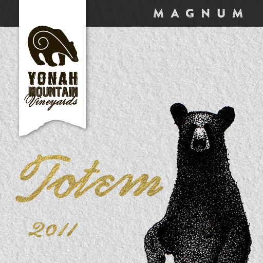 Yonah Mountain Vineyards 2011 Totem Magnum $315