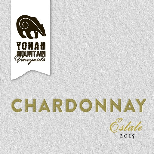Yonah Mountain Vineyards 2015 Estate Chardonnay
