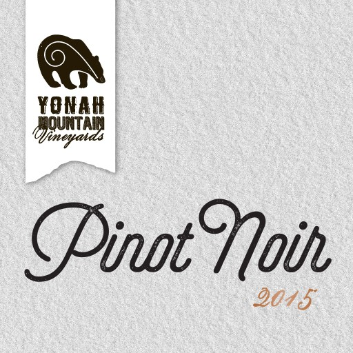 Yonah Mountain Vineyards 2015 Pinot Noir