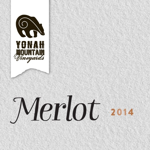 Yonah Mountain Vineyards 2014 Merlot
