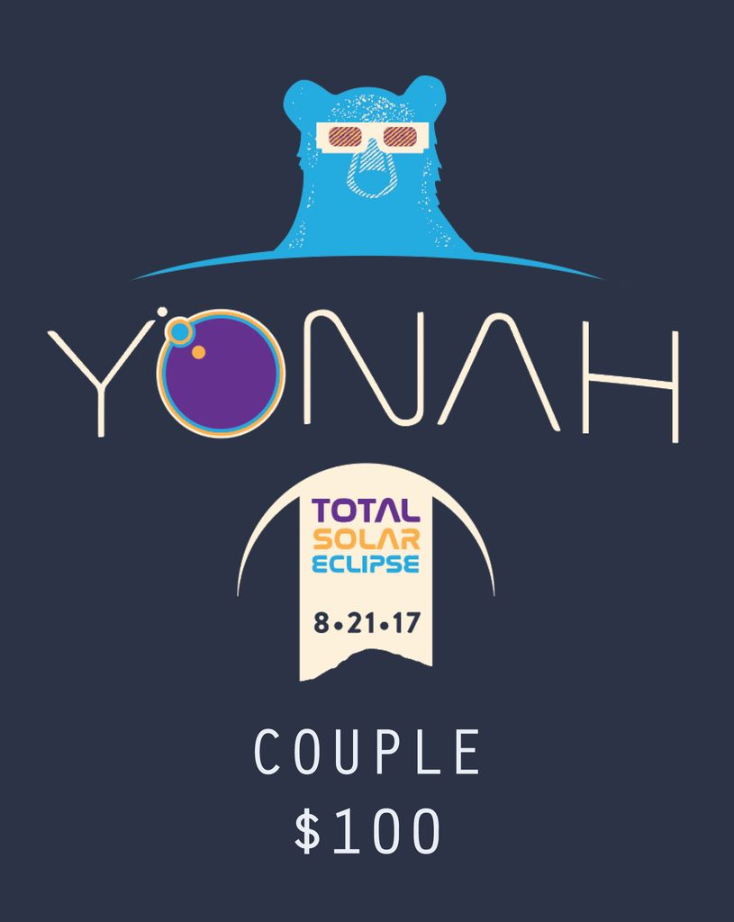 Event Total Solar Eclipse Party - Couple Package - August 21, 2017 @12:00pm-5:00pm