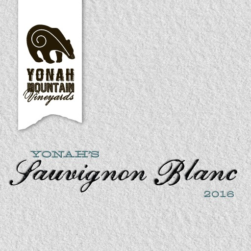 Yonah Mountain Vineyards 2016 Sauvignon Blanc