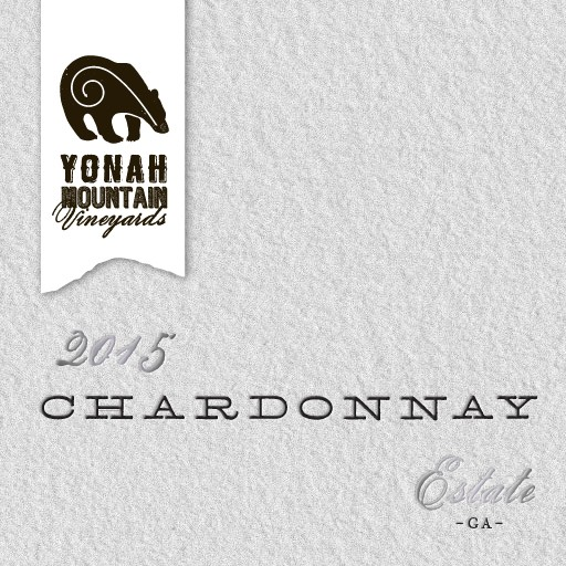 Yonah Mountain Vineyards 2015 Yonah Estate Chardonnay (Black Label)