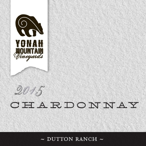 Yonah Mountain Vineyards 2015 Dutton Chardonnay