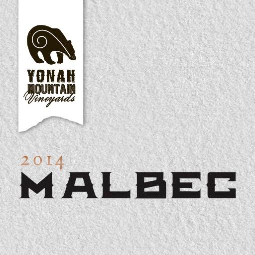 Yonah Mountain Vineyards 2014 Malbec $48