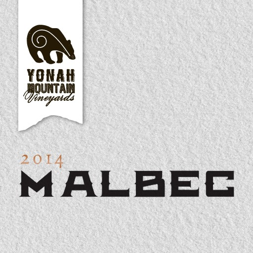 Yonah Mountain Vineyards 2014 Malbec