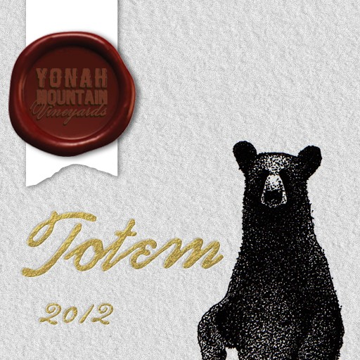 Yonah Mountain Vineyards 2012 Totem