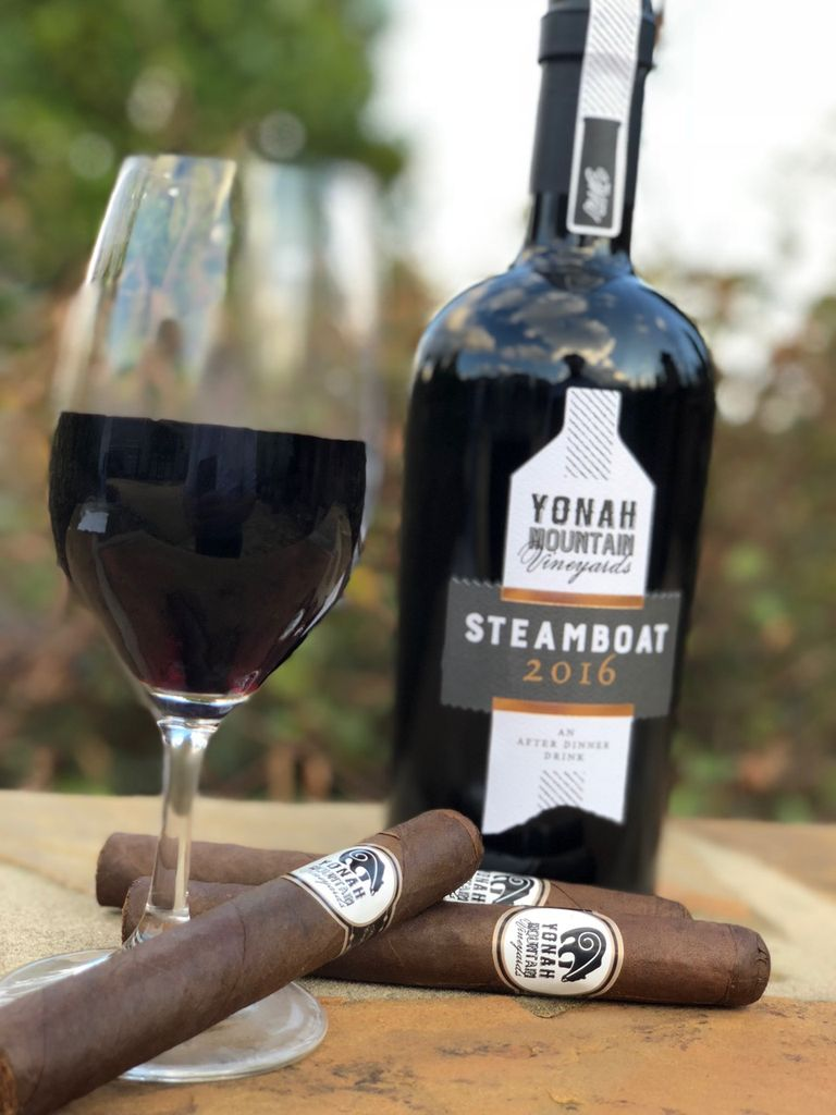 Ticket Sales Cigar & Steamboat event