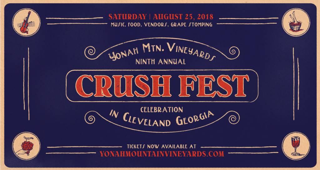 Ticket Sales Crush Fest Wine Club Admission