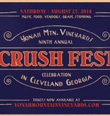 Ticket Sales Crush Fest General Admission