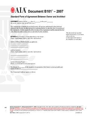 B1012007 formerly b1511997 standard form of agreement between b1012007 formerly b1511997 standard form of agreement between owner platinumwayz