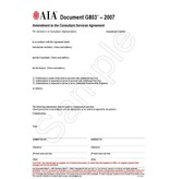 G803-2007 Amendment To The Professional Services Agreement