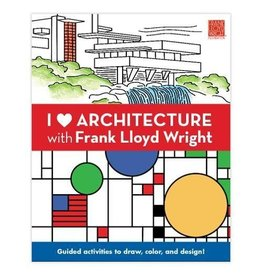 I Heart Architecture with Frank Lloyd Wright