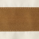 "Matouk Matouk Fitted Sheet-King/Ivory/Milano/17"", 600TC"