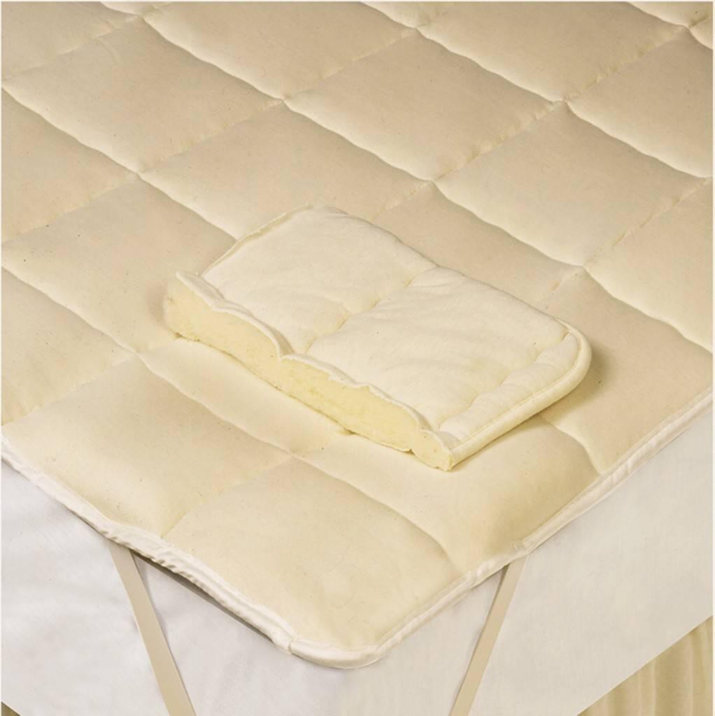 Tempur-Pedic Mattress Pad Wool-Tempurture Regulating