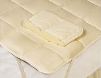 Mattress Pad Wool-Tempurture Regulating (Phasing out)