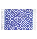 Matouk Kalasin Jacquard Collection Bath Rug 24 x 36