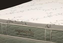 "OMI Organic Mattress Inc. OMI Organic Mattress Topper-Verona Natural Rubber2"""