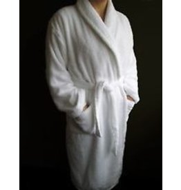 Bath Robe-Shawl Collar Terry