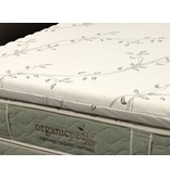 """OMI Organic Mattress Inc. OMI Organic Mattress Topper-Wave Natural Rubber/Queen/3"""""""