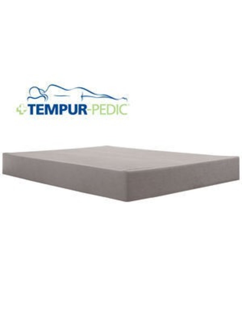tempurpedic tempurpedic foundation flatgrey - Temperpedic