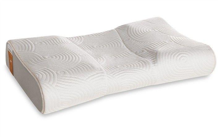 Tempur-Pedic Tempur Contour Pillow Side to Back