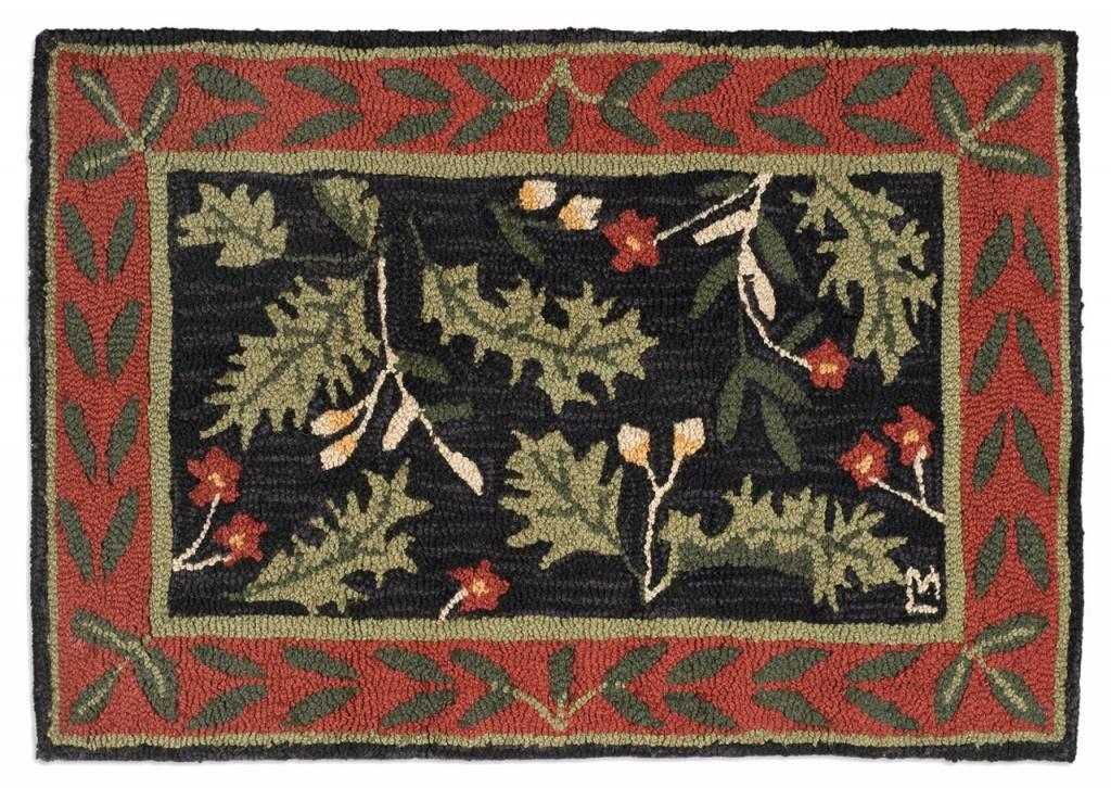 Oak Leaves Rug