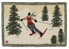 Last Ski Run Rug-2 x 3