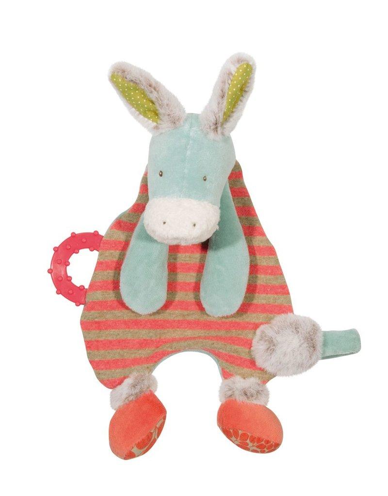 Moulin Roty Musical Donkey Brindille