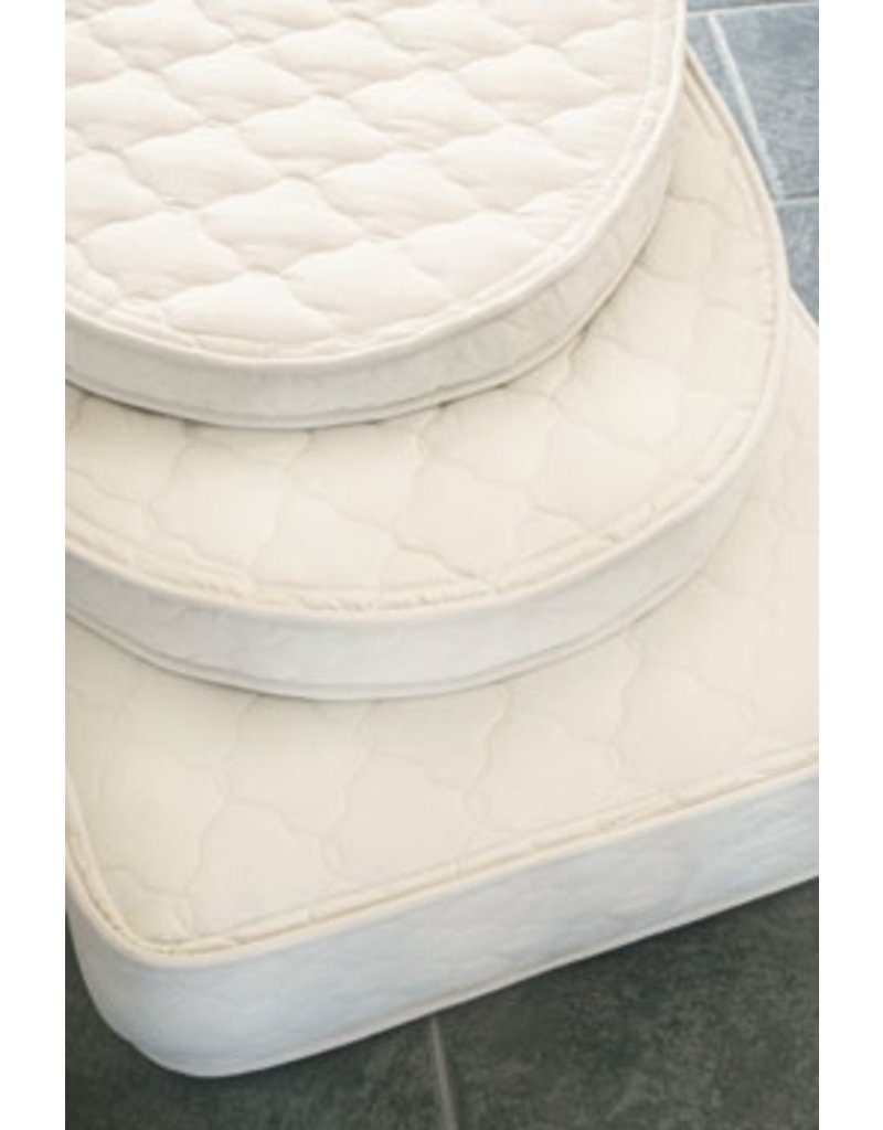 "OMI Organic Mattress Inc. OMI Organic Mattress-Crib/w/Innerspring/Rectangular/28"" X 52"" X 5"""