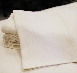 OMI Organic Mattress Inc. OMI Organic Thermal Blanket-Full/100 Percent Cotton