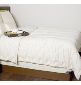 OMI Organic Mattress Inc. OMI Organic Wool Comforter-Twin/69 oz. fill