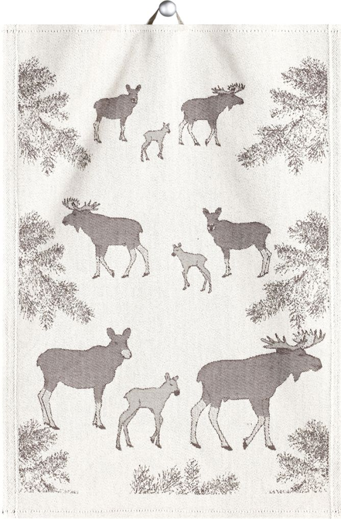 """Ekelund Guest Towel-Skogspromenad/14 x 20"""""""