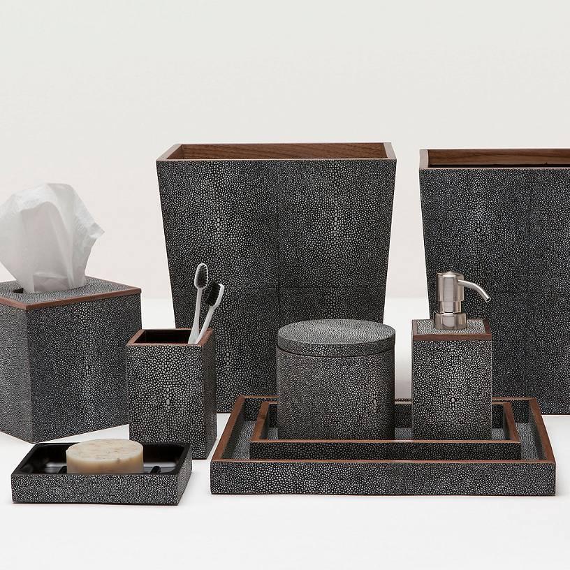 Pigeon & Poodle Manchester Bath Accessories