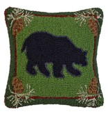 Forest Bear Pillow