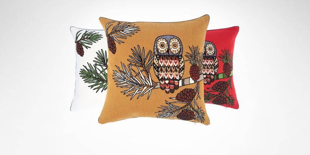 Yves Delorme IOSIS Decorative Pillow Heidi