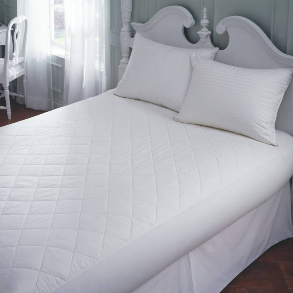 Mattress Pads-100% cotton filled