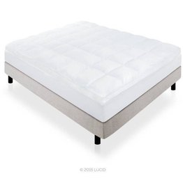 "Mattress Topper 3"" Mini Top Down Alternative"