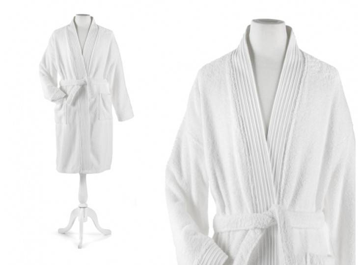 Peacock Alley Peacock Alley Bamboo Terry Robe