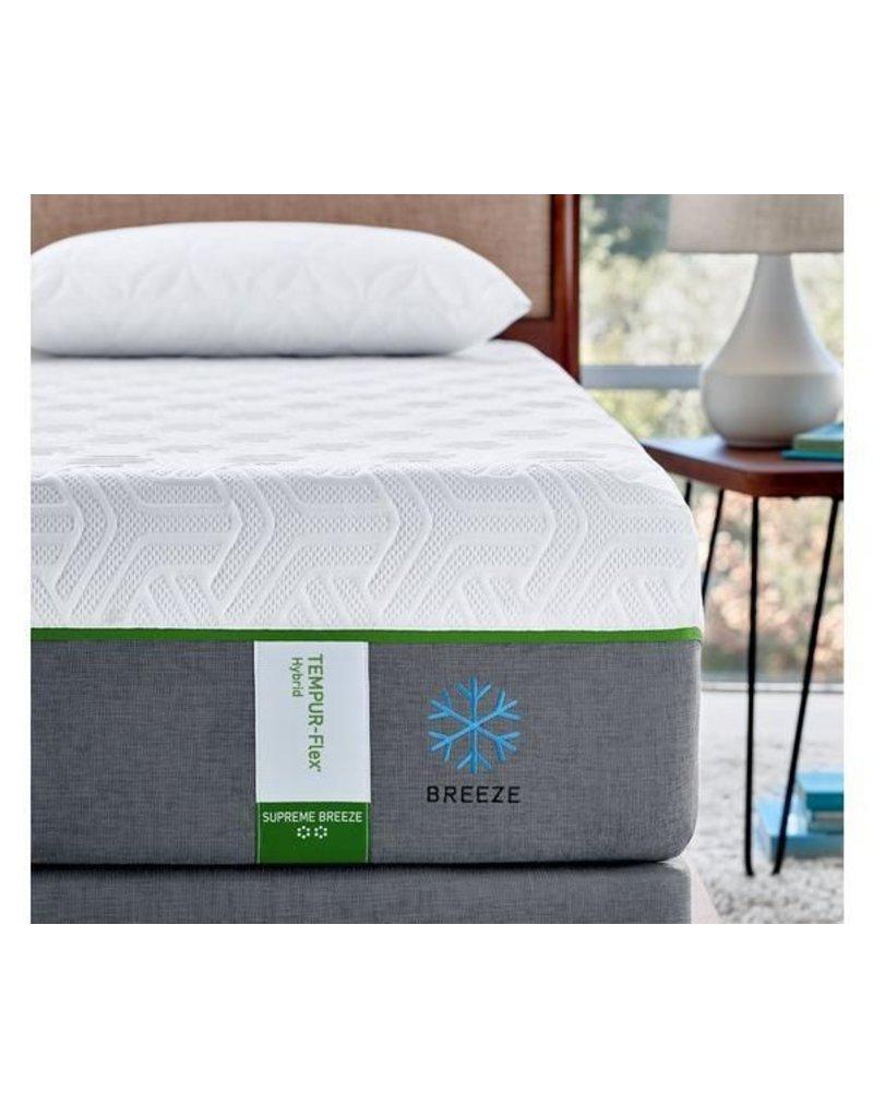 tempurpedic tempurpedic flex supreme breeze mattress - Tempur Pedic Beds