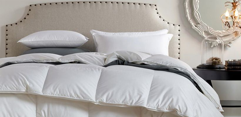 Linen Alley: Guide to Down Comforters & Pillows