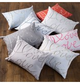 Matouk Pillow Love