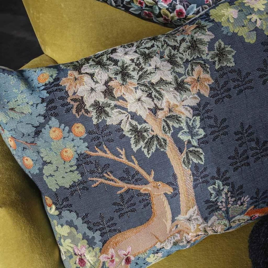 Cerf & Moi Pillow 14 x 20