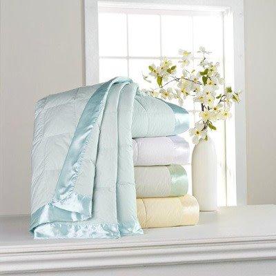 Blanket White Down Premium