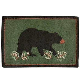 Prowling BearRug-2x3