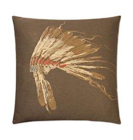 D.V. Kap Home d V Kap Decorative pillow - Chief-woodland- 24x24