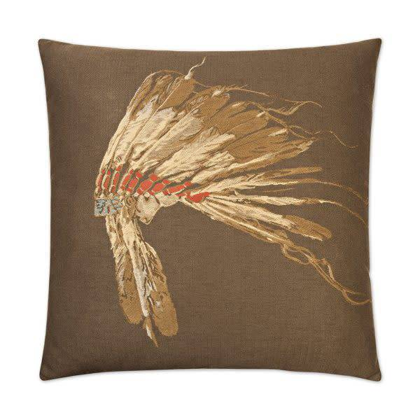 D.V. Kap Home d V Kap Decorative pillow - Chief-woodland- 24x24